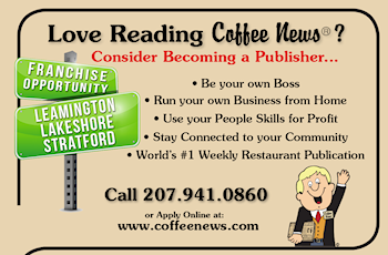 Be a Coffee News Franchise owner